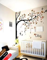 large tree wall decals custom tree wall decal wall decor nursery wall by extra large family large tree wall decals
