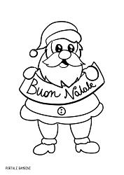 Disegni Di Natale Da Colorare E Stampare Portale Bambini