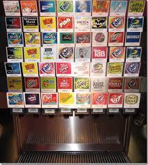 Minute Maid Vending Machine Classy A Week In Atlanta Technology Cheese And Soda Microsoft UK