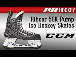 reebok 50k skates. ccm ribcor 50k skate - on-ice review reebok 50k skates