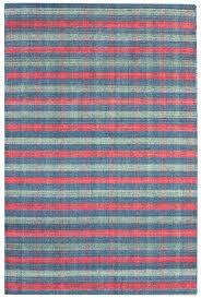 j44122 striped wool dhurrie rug jpg