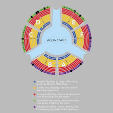 Cirque Du Soleil O Seating Chart Seating Chart