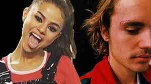 Justin Bieber Reveals Face Tattoo Selena Gomez Surrounded By Bad