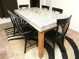 Granite Dining Room Table Decorative Granite Dining Room Tables And Enchanting Granite Dining Room Tables And Chairs