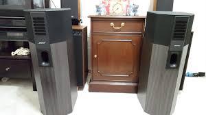 bose 401 speakers. bose 701 demo 401 speakers