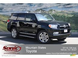 2012 Black Toyota 4Runner Limited 4x4 #63871110 Photo #5 ...