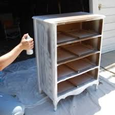spray painting wood furnitureHow to Paint Wood Furniture spray paint  Tip Junkie