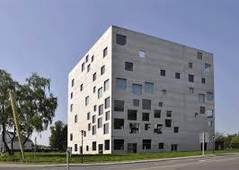 architecture facade shifting shapoe