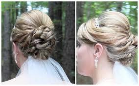 Wedding Hair Short Length Updos