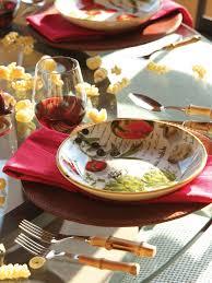 Italian Table Setting Similiar French Dinner Party Table Settings Keywords