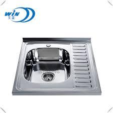 Cheap Kitchen Stainless Steel Sink Press Kitchen Sink 16 Gauge Top