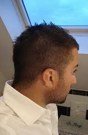 Image Coiffure Homme Court