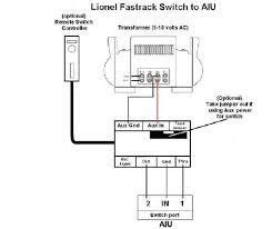how to wire fastrack switches to mth aiu o gauge railroading on mth