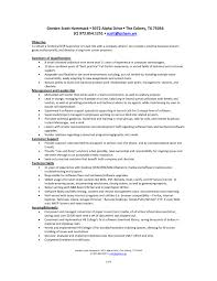 Resume For Handyman Position