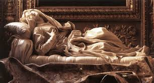 blessed ludovica albertoni in by gian lorenzo bernini blessed ludovica albertoni in 1674 by gian lorenzo bernini napoli 1598 roma
