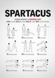spartacus workout workout t boxing workout workout fitness workout exercises easy workouts