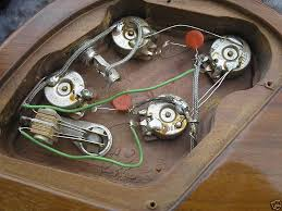 custom wiring kits bcs custom guitars first we will need a photo of your guitars control cavity the original electronics in it this will give us an idea of the amount of space in the