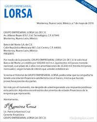 Formato De Carta De Solicitud Modelo Carta Solicitud De Credito Al Banco Prestamos