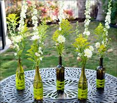How To Use Wine Bottles For Decoration The creative use of old wine bottlesWine Bottles decoration ideas 45