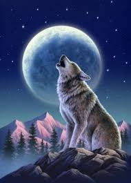 wolf howling painting. Beautiful Painting Howling Wolf  Googlehaku Throughout Wolf Howling Painting I