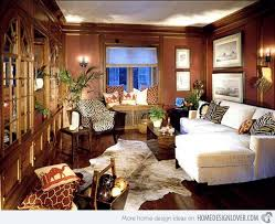 17 Awesome African Living Room Decor  African Living Rooms Room African Room Design