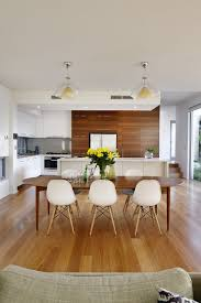 eames chairs and parker dining table