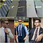 Tie pin how to wear