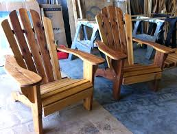 cedar adirondack chairs red western cedar chair regarding prepare staining chairs wooden adirondack chairs diy cedar adirondack chairs
