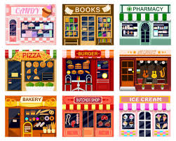 Top 60 Bakery Shop Clip Art Vector Graphics And Illustrations Istock