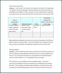 Simple Invoice Template Google Docs From Non Profit Business