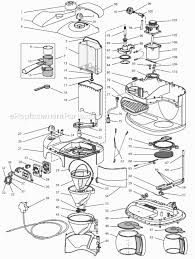 delonghi bco120t parts list and diagram ereplacementparts com