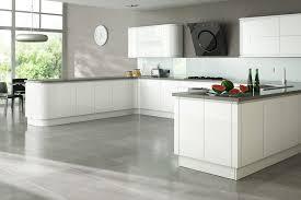 White Gloss Kitchen Worktop Design White Gloss Kitchen High Gloss Kitchen Cupboard Doors