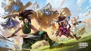 เอายัง League of Legends: Wild Rift เปิดให้บริการ 28 ตุลาคมนี้ - GameMonday