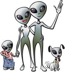 「火星人 イラスト」の画像検索結果