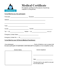 Medical Certificate For Illness 15 Medical Certificate Templates For Sick Leave Pdf Docs