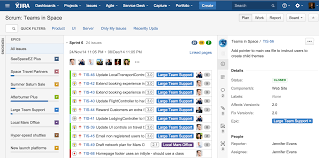inside four steps for better sprint planning jira agile main view
