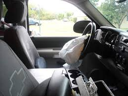 how airbag deployment affects your car