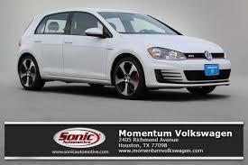 Volkswagen Golf GTI in Houston, TX