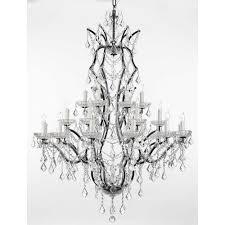 harrison lane versailles 25 light rococo iron chandelier