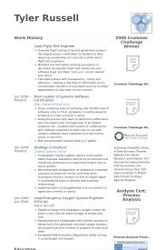 Flight Test Engineer Sample Resume Strikingly Flight Test Engineer Sample Resume Magnificent Download 2