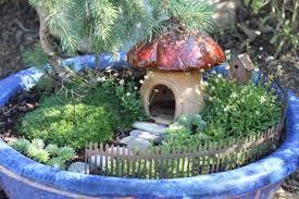 Small Picture Diy Fairy Garden Ideas nyfarmsinfo