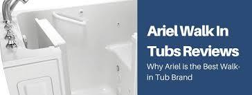 ariel walk in tubs reviews 2018