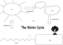 Diagrams Label The Water Cycle Diagram Worksheet Free Worksheets ...