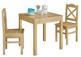 Gemütliches Tisch Stuhlset Kiefer Massiv Esszimmermöbel 9070 50 A Set 20