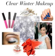 clear winter aka bright winter firelight winter