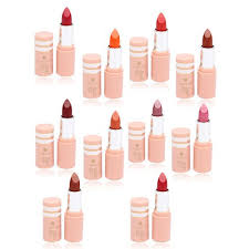 pack of 10 lakme 9 to 5 lipsticks in stan