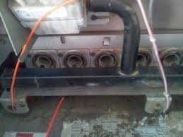 hayward h250 ed1 pool heater electronic ignition dr terrible s its easy to remove the whole heater setup