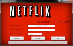 Generator Account Netflix Generator Crack Crack Account Netflix