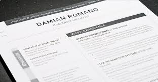 top resume templates ever  the muse get the resume template