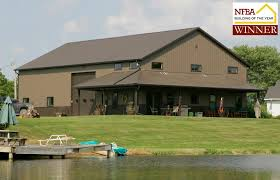 metal building with living quarters cost. pole building homes \u0026 barn living quarters iowa illinois . metal with cost h